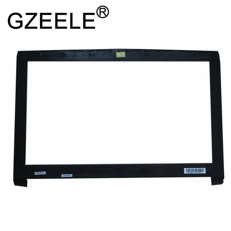 GZEELE NEW LCD Screen Front case For MSI GP62 6QG GL62 6QF MS-16J5 MS-16J9 Bezel Cover GZEELE NEW LCD Screen Front case For MSI GP62 6QG GL62 6QF MS-16J5 MS-16J9 Bezel Cover