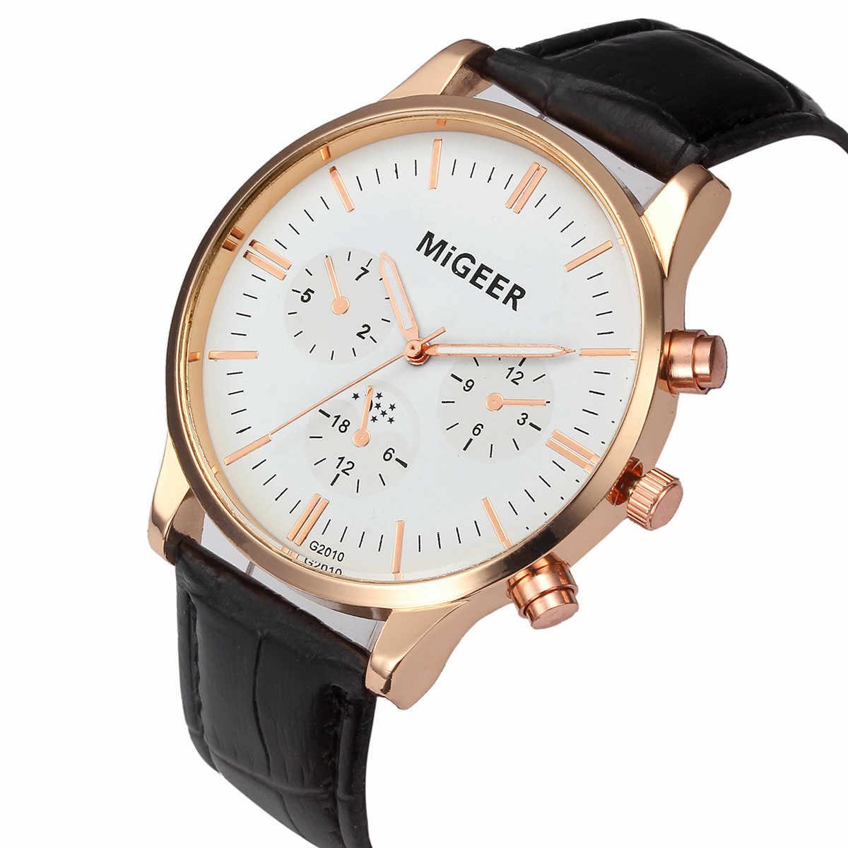 Signore di design di orologi di lusso della vigilanza delle donne 2018 Retro Fascia del Cuoio di Disegno Della Lega Analogico Al Quarzo Orologio Da Polso orologio meccanismo di 30