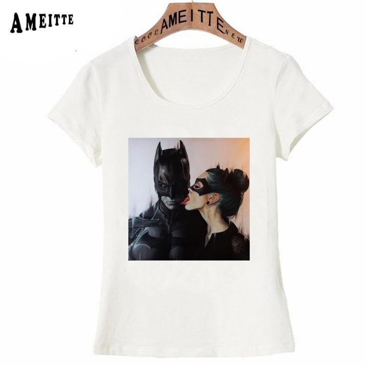 Vintage Vogue Paris Black printing Girl Shirt Summer Fashion T Shirt novelty casual Tops 33