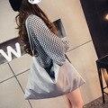 2016 nueva personalizada Bolso de albóndigas bolsos Del Bolso de Hombro simples bolsas de ocio femenino