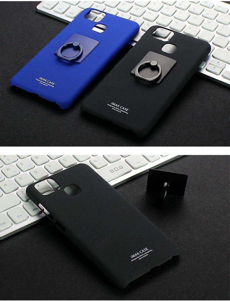 reputable site 13e87 d4f7a US $8.07 |For Asus Zenfone 3 Zoom ZE553KL Case Cover Original Imak Hard PC  Cowboy Phone Case for Zenfone3 Zoom ZE553KL Cover Ring Holder-in ...