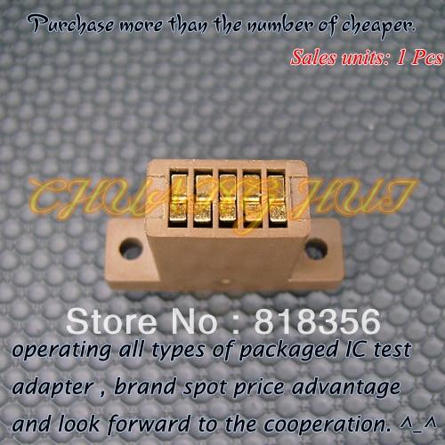 TO-220-5 Aging Test Seat TO220-5 IC Test Socket Transistor Socket