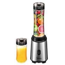 Midea MJ-WBL2501A Juice Machine Multifunctional Mini Electricity Juicer Pocket Sports Bottle Blender Convenient Mixer
