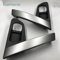 Soarhorse front inside Interior Door Handles fits for Nissan QASHQAI J10 2007 2008 2009 2010 2011 2012 2013 2014 accessories