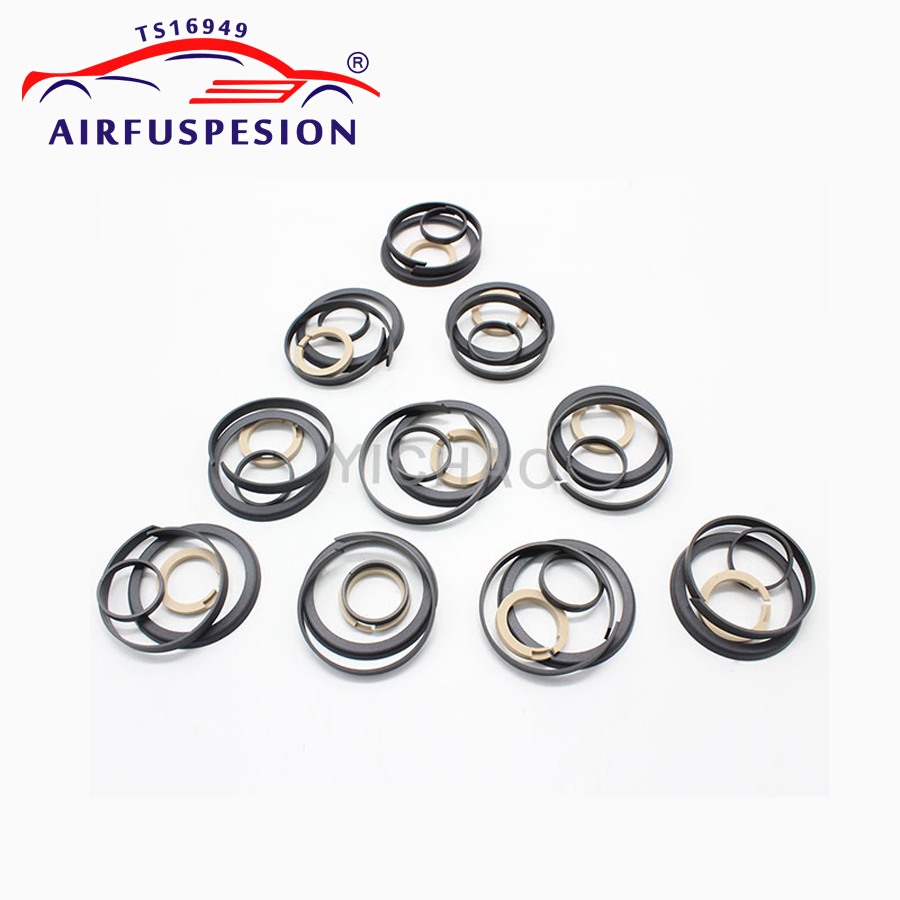 10Set For Mercedes W164 W251 W166 W221 Piston Ring repair kit Air Compressor Pump Cylinder 1643201204
