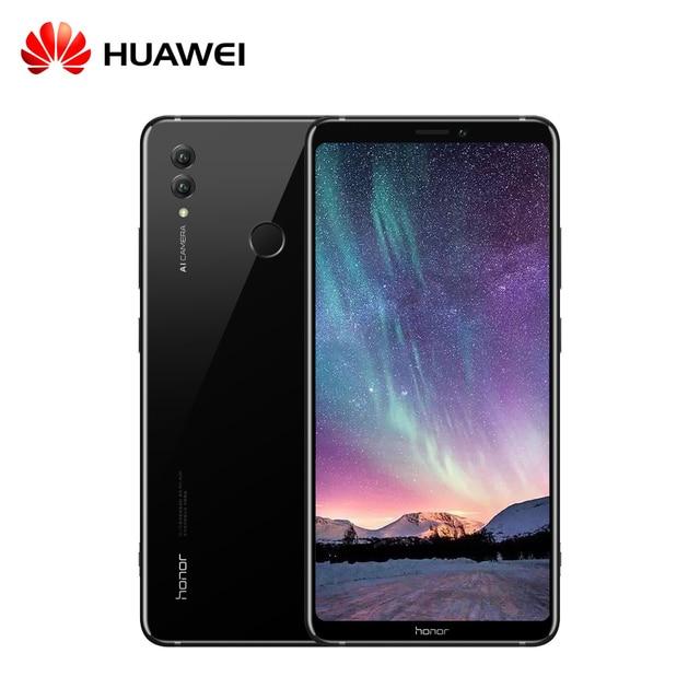 Presale Huawei Honor Note 10 Kirin 970 Octa-core 6GB/8GB RAM 64GB/128GB ROM Mobile Phone Dual SIM 6.95 inch Android Quick Charge