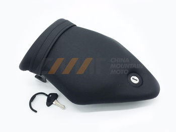 Rear Passenger Seat Back Pad C133  case for BMW S1000RR 2011 2012 2013 2014 2015 10-15