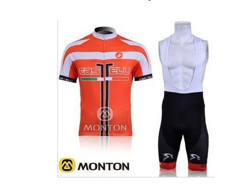 Free Shipping,2011 New Arrival cycling wear CASTELLI team cycling wear: 100% polyester cycling jersey + Bibs short