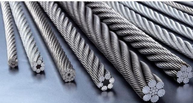 elevator rope hoisting rope | lift drive steel wire rope, elevator ...