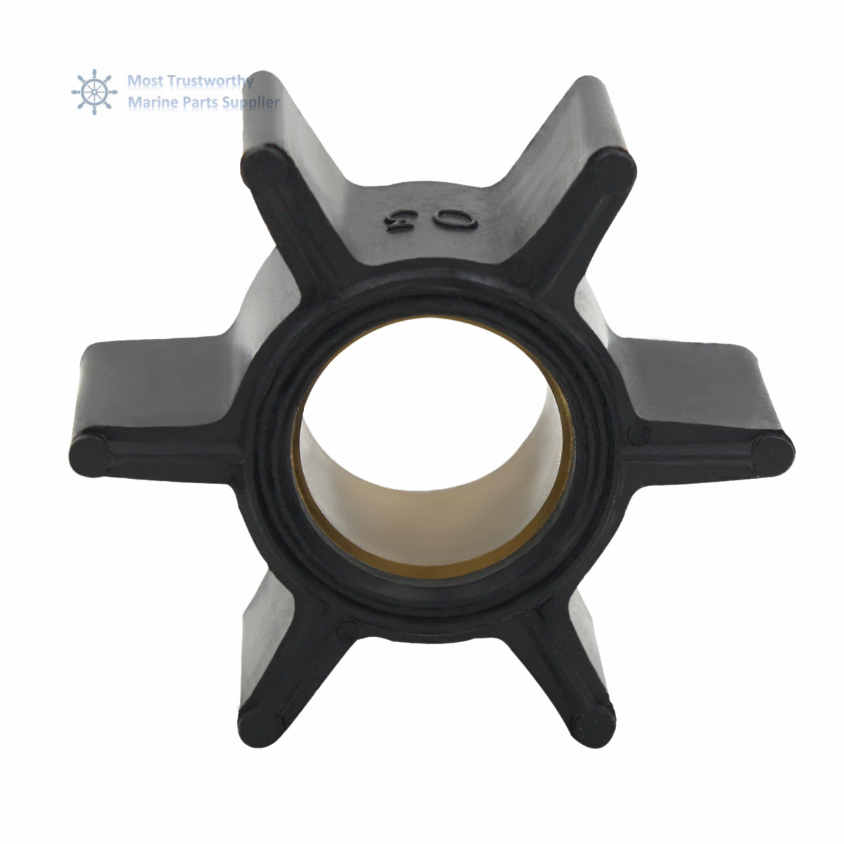 New Water Pump Impeller For Replacement Mercury 47-89981 47-65957 18-3039 9-45035 500310
