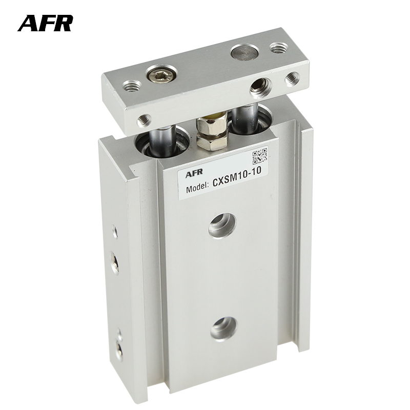 SMC Type Dual Rod Cylinder Basic TYPE double cylinder double shaft cylinder CXSM15 80 CXSM15 90 CXSM15 100 Z73 Y59A in Pneumatic Parts from Home Improvement