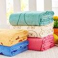 Gaze toalha de banho do bebê dos desenhos animados crianças towel governanta microfibra macia toalha de banho infantil crianças de algodão para casa de banho towel 50a007