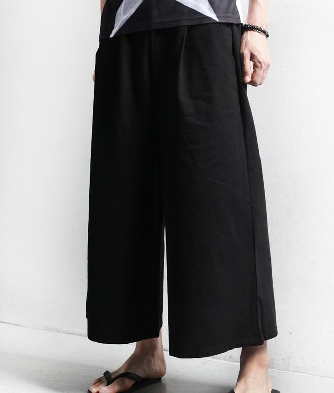 Штаны как юбка мужские
