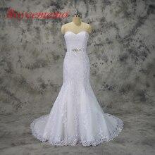 2019 New Design hot sale lace Wedding Dresses vestidos de novia Bridal gown custom made factory directly