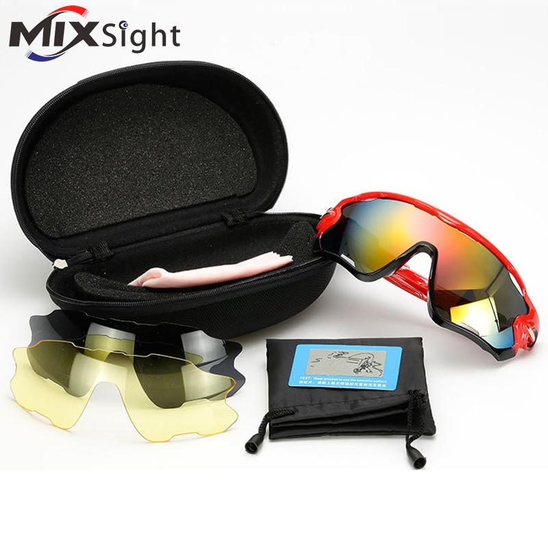 zk20 UV400 Cycling Eyewear Bicycle Frame Polarized Sunglasses Cycling Eyewear Cycling Glasses Bike Sunglasses Set Change Lens
