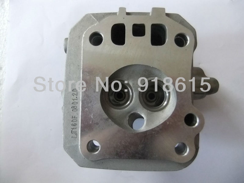 GX120 Cylinder head Gasoline engine parts  replacement engine parts cylinder head assembly