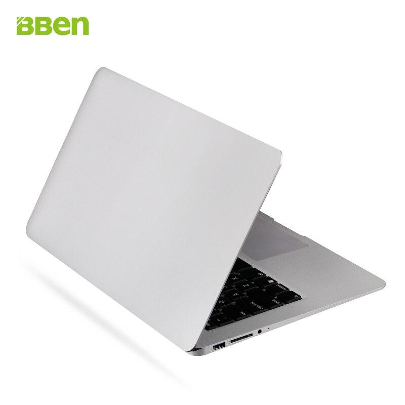 BBen 13.3 inch Laptops Ultrabook Windows 10 Intel Haswell i5-5200U Dual Core RAM 8G SSD 128G HDMI USB3.0 LAN 13 inch Notebook