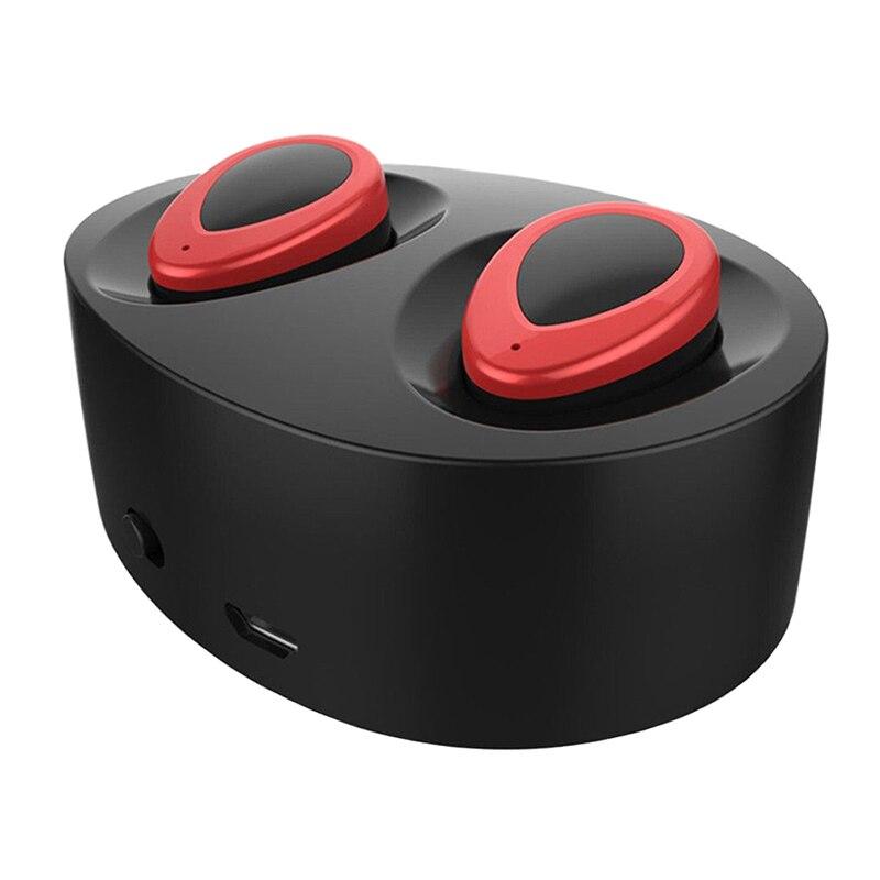 bilder für Bluetooth Kopfhörer K2 Ohrhörer Kopfhörer mit Ladebuchse Stereo-freisprecheinrichtung Dual Kopfhörer für iPhone Xiaomi Tablet-Computer
