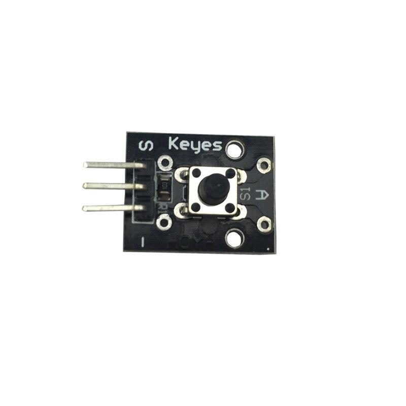 Raspberry Pi 3 Pin Button Key Development Board Key Switch Sensor Module For