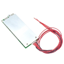 4S 12V 100A Protection Circuit Board Lifepo4 Bms 3.2V With Balanced Ups Inverter Energy Storage Packs Charger Battery