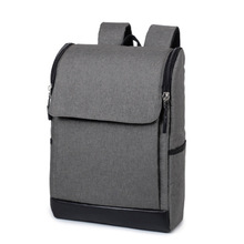 Unisex Men & Women Backpacks  Korean Tren Canvas Plane Simple Campus Bags Mochilas Escolares Fashion Laptop Computer bag
