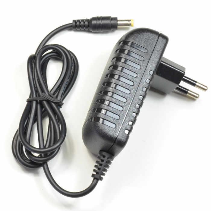 NINIVISION specjalnego przeznaczenia AC 100-240 V 24 W konwerter Adapter ue wtyczka DC 12 V 2A mocy dostaw do taśmy Led światła