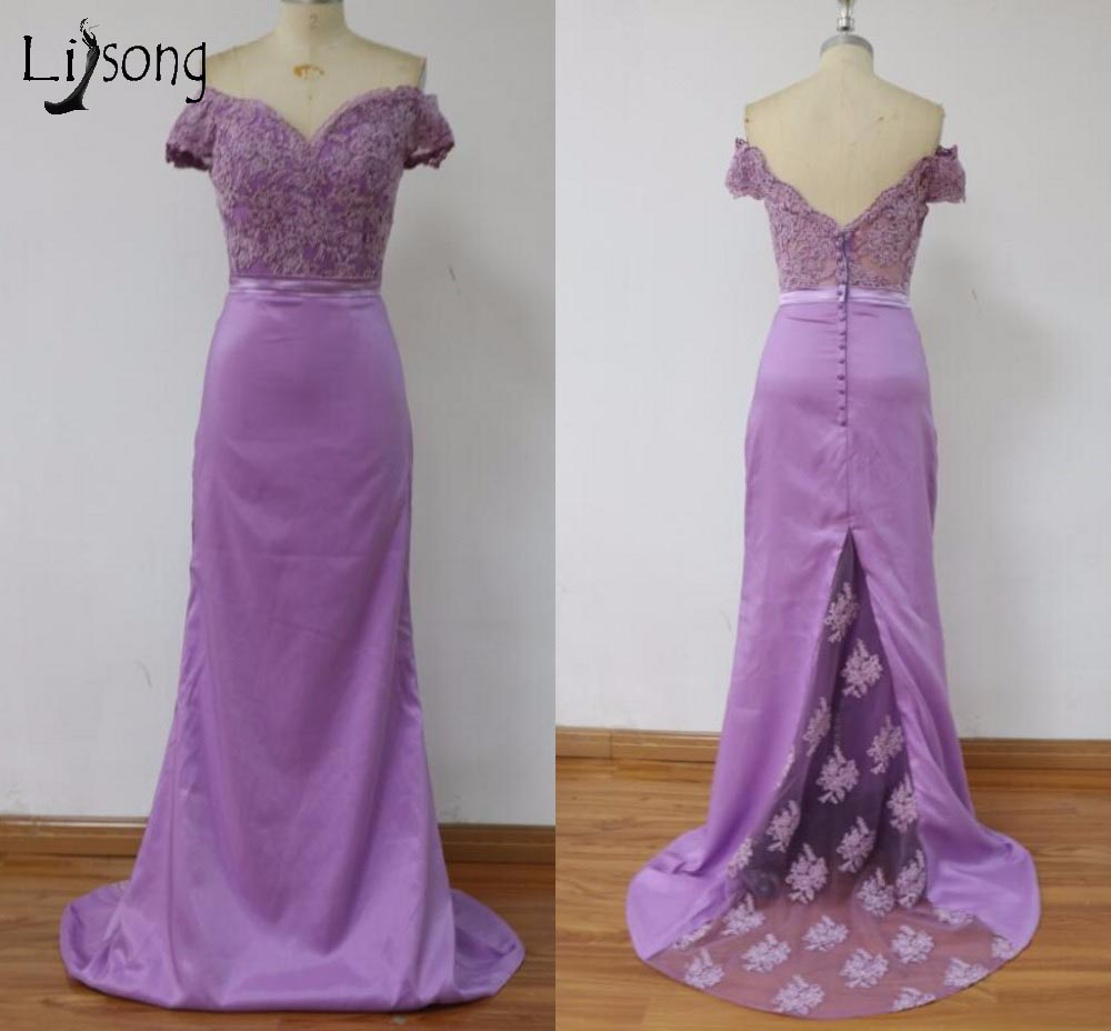2017 Sexy Burgundy Mermaid   Bridesmaid     Dress   With Court Train Long Prom Gowns Plus Size Honor Of Maid   Dress   Double V-neck