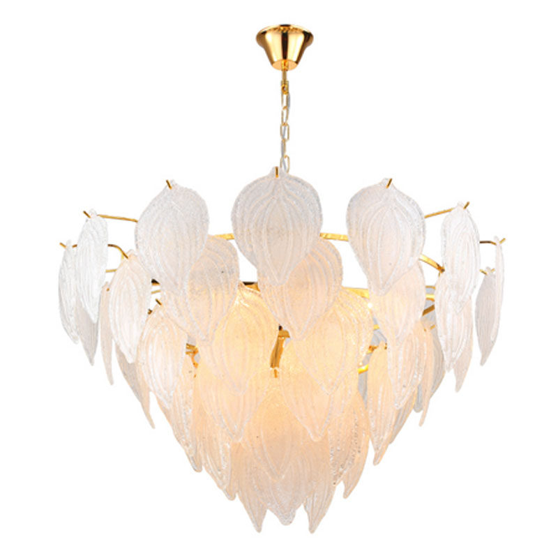 Modern LED Crystal Glass Chandeliers Lighting Fixtures Luxury lustre de cristal Lights Chandeliers For Living Room Bedroom modern led crystal chandelier lights living room bedroom lamps cristal lustre chandeliers lighting pendant hanging wpl222
