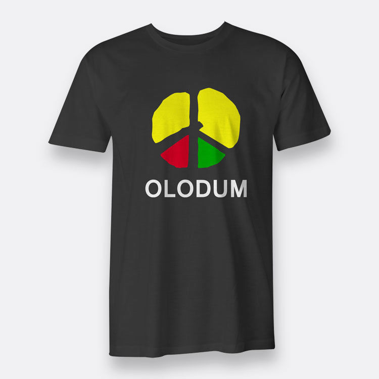 Olodum Brazilian Black T-shirt Mens Tee Carnival Season Size S To XXXL Stranger Things Design T Shirt 2018 New Punk Tops