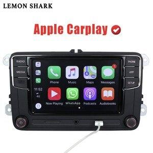 Image 4 - RCD330 Plus RCD330G Carplay R340G Android Auto Car Radio RCD 330G 6RF 035 187E For VW Golf 5 6 Jetta MK6 CC Tiguan Passat Polo