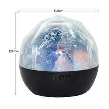 Planet Themed LED Projector