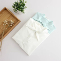 Dioufond Chiffon Blouse White Shirt Women Casual Blouses Turn Down Collar Long Sleeve Shirts Female Clothes