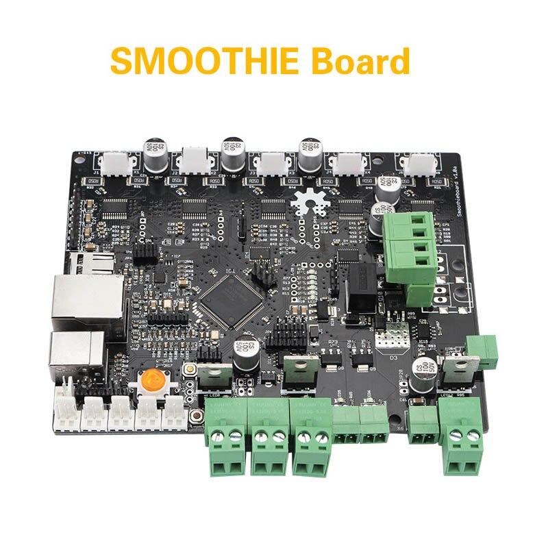 Machine de gravure Smoothieboard 5X V1.1 Carte Mère Partie pour 3D Imprimante QJY99