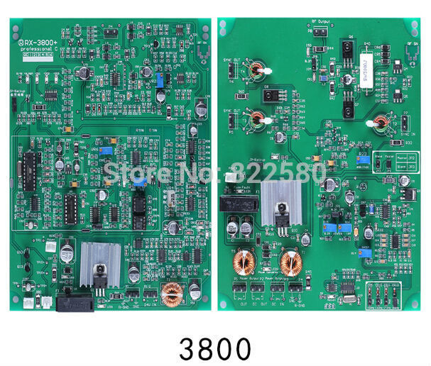 Factory Whole Sale 8.2mhz RF PCB Boards 3800 RX+TX For Eas Antenna