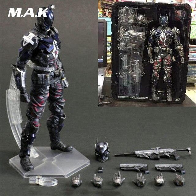 About 27 cm Batman Arkham Knight Action Figure Model Toys PVC Action Figure Statue Collection Model Toys for Boys Children