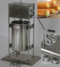 12L Commercial Use Manual Spanish Churro Maker Machine Baker