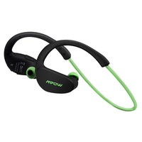 Mpow Sport Bluetooth 4 1 Wireless Stereo Headset Headphones With Mic Hands Free Calling AptX For