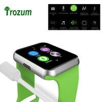 Trozum DM09 Bluetooth Smart Watch 2 5D ARC HD Screen Support SIM Card Wearable Devices SmartWatch