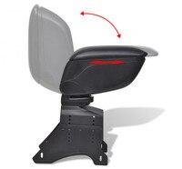 Free Shipping Car ARMREST SEAT FOR Suzuki Alto Baleno SX4 Black Color,Car Accessories Auto Parts Center Console Box Arm Rest