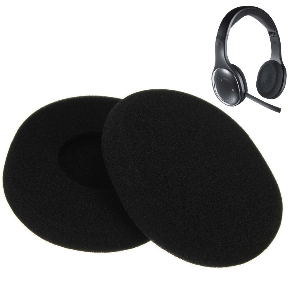 Nano receiver for wireless headset h800 - Black 50pairs Replacement Cushion Ear Pads Cushion For Logitech H800 Wireless Bluetooth Headset China