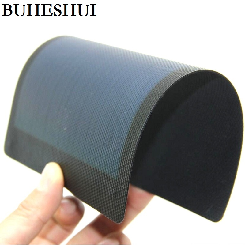 BUHESHUI 1.5W Flexible Solar Cells/Solar Panel 2V 1000MA For DIY Phone Charger+Waterproof Wholesale 12pcs/lot Free shipping