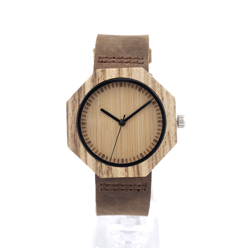 Watch Luxury Wood Ladies Watch Relogio Masculino C-D02 (20)
