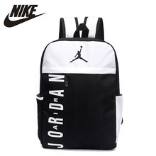 Nike Air Jordan Man Training Backpack Large Capacity Woamn Sports Gymbag