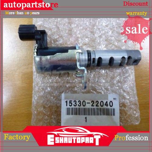 15330-22040 For Toyota Celica GT-S 2zz-GE 1.8L Camshaft Timing Oil Control Valve