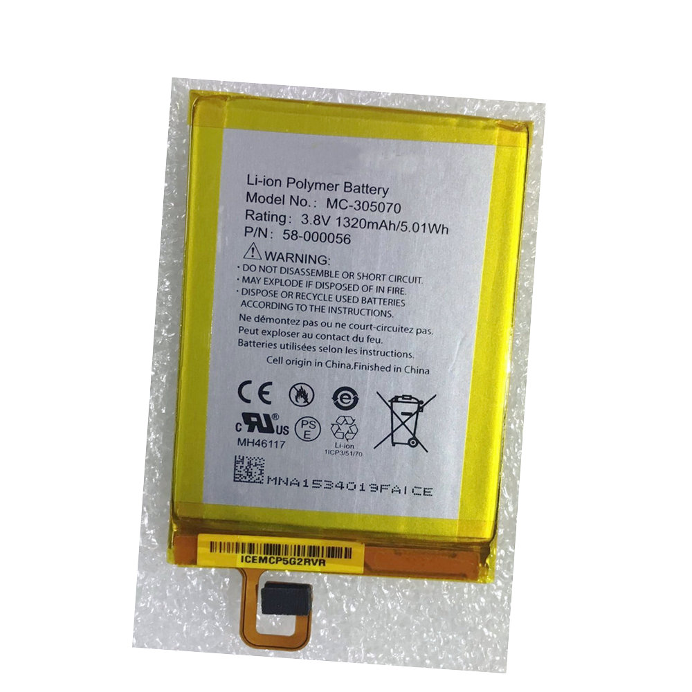 US $18 5 |High Quality 1320mAh 58 000056 Battery For Amazon Kindle Voyage  NM460GZ MC 305070 S13 R2 S13 R2 A-in Mobile Phone Batteries from Cellphones