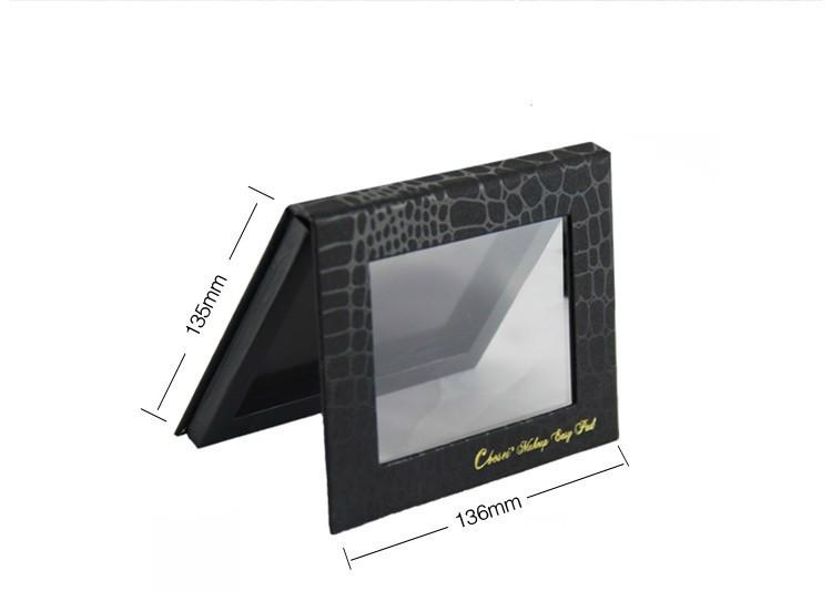 2pcs-Professional-Small-Empty-Black-Crocodile-Pattern-Eyeshadow-Makeup-Palette-Fill-6-36mm-pans (1)