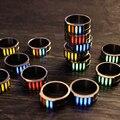 22 мм титановый сплав Тритий трубка Тритий газ EDC светящиеся кольца креативное ожерелье для подарков аксессуары для кемпинга