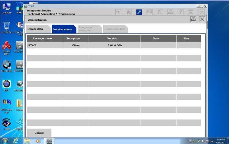 Beste für bmw diagnose für bmw icom nächsten abc mit software isis ...