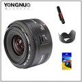 Yongnuo 35mm YN35mm F2 lente Grande-angular Lente Grande Abertura Fixa Auto Focus Lens Para canon