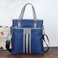 Nylon Waterproof Men Briefcase Messenger Bags New Fashion Men Crossbody Bag Brand Designer Handbags High Quality